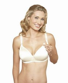 Nursing Bras with a Soft Underwire