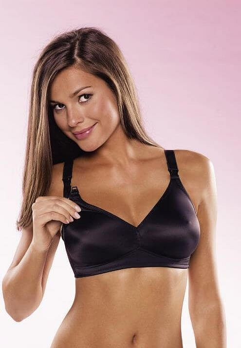 Anita 5075 Black Nursing Bra
