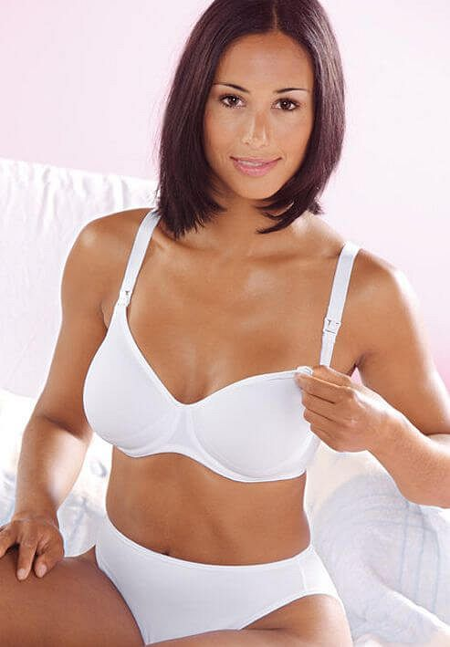 Anita Underwired Nursing Bra White 5068