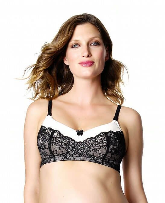 d2f1fa3f2b Hotmilk Evermore Nursing Bra. Wirefree. £28.99Save £5.00. Choose Size and  Buy · Sizes Available · Heidi Klum Mama Carina ...