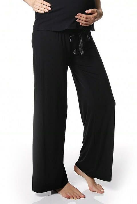 Hotmilk My Darling Black Lounge Pants