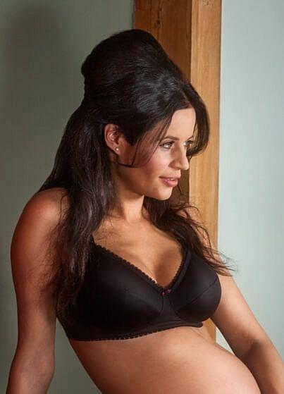 1577e37d61 Lorna Drew Amy Plunge Black Nursing Bra £12.99 - Lorna Drew Nursing ...