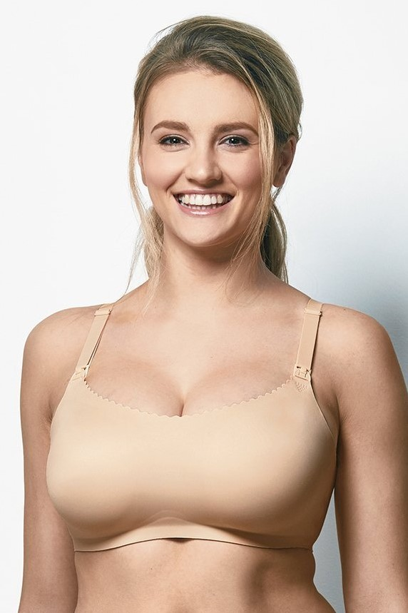Bravado Invisible Natural Nursing Bra