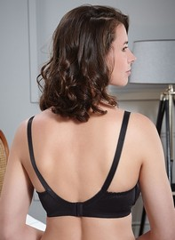 4e0733ca8ba Royce Ava Nursing Bra - Black and Cream Spot. £12.59 RRP - £30.00 - Save  £17.41