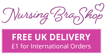 specialists in nursing bras by hot milk, bravado, anita maternity and royce  -  FREE UK delivery.